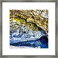 Entrance To The Unknown Framed Print