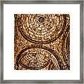 Entry To Sacre Coeur Basilica - Paris Framed Print
