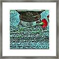 Essex County N J 9-11 Memorial 6  Framed Print