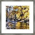 Even In The Quietest Moments Framed Print