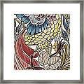 Exotic Bird Framed Print