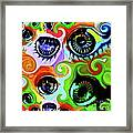 Eyecandy Framed Print