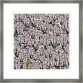 Eyedea  Framed Print