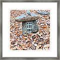 Fairy House Framed Print