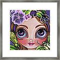 Fairy Of The Insects Framed Print