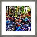 Fall 2014 Ultra 36 Framed Print