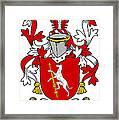 Fallon Coat Of Arms Irish Framed Print
