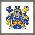 Fennell Coat Of Arms Irish Framed Print