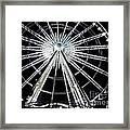 Ferris Wheel 8 Framed Print