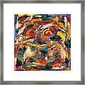 Fetus Framed Print