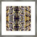 Fire Escapes - New York City Framed Print