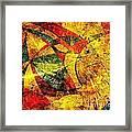 Fish 369 - Marucii Framed Print