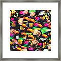 Fish And Fishes Framed Print