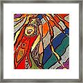 Fish File Codex The Mother Word 18 Framed Print