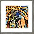 Fish File Codex The Mother Word 30 Framed Print