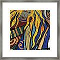 Fish File Codex The Mother Word 24 Framed Print