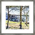 Fisherman's House 4 Framed Print