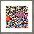Fishing Bouys Framed Print