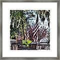 Flags That Stand Framed Print