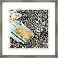 Flat Out Framed Print