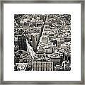 Flatiron Building - New York City Framed Print