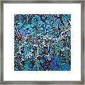 Floating Down The River Framed Print