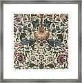 Floral Pattern Framed Print by William Morris