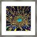 Floral Revolution 3 Framed Print