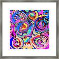 Abstract Art Painting #2 Framed Print