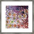 Flower Fantasy Framed Print