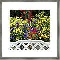 Flowers 53 Framed Print
