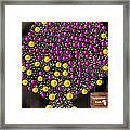 Forbidden Fruit Pop Art Framed Print