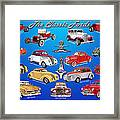 Another Ford Poster Framed Print