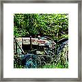 Fordson Major Diesel Framed Print by Robert J Andler