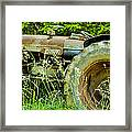 Fordson Major Diesel Two Framed Print