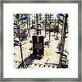 Forest Resident Framed Print