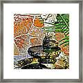Fountain Of Friendship Framed Print