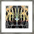 Fountain Of Happiness Framed Print