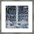 Fountain. Framed Print