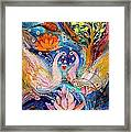 Four Elements Water Framed Print
