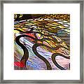 Fractals - Snake Framed Print