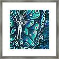 Free As The Sea Framed Print