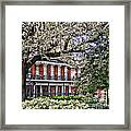 French Quarter Spring Framed Print