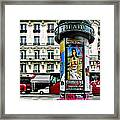 Frida In Paris Framed Print