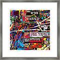 from Likutey Halachos Matanos 3 4 g Framed Print