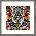 Future Retro Framed Print by Wendy J St Christopher