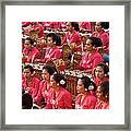 Gamelan 01 Framed Print