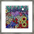 Garden Of Evening Framed Print by Lisa Anderson