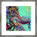 Gargoyle Lion 3 Framed Print