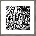 Gas Lines Framed Print